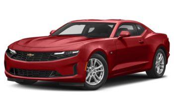 2021 Chevrolet Camaro - Wild Cherry Tintcoat