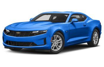 2022 Chevrolet Camaro - Rapid Blue