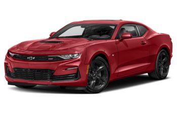 2020 Chevrolet Camaro - Garnet Red Tintcoat