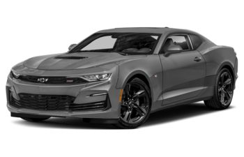 2021 Chevrolet Camaro - Satin Steel Metallic