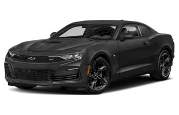 2021 Chevrolet Camaro - Black