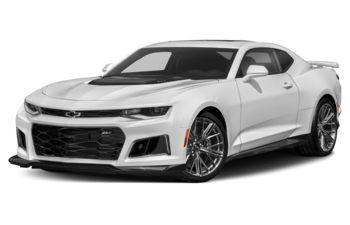 2021 Chevrolet Camaro - Summit White