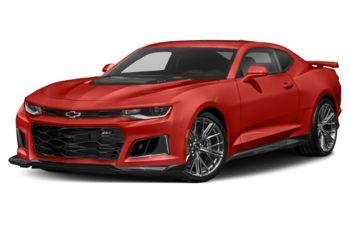 2021 Chevrolet Camaro - Red Hot