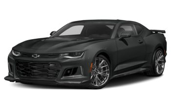 2021 Chevrolet Camaro - Shadow Grey Metallic