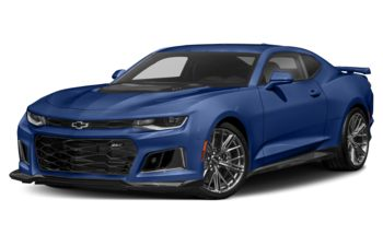 2021 Chevrolet Camaro - Riverside Blue Metallic