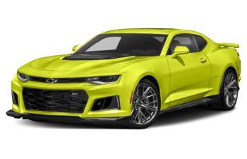 2021 Chevrolet Camaro - Shock