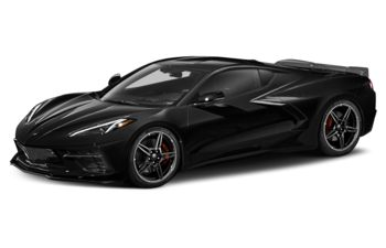 2020 Chevrolet Corvette - Black