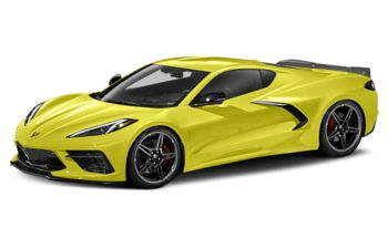 2021 Chevrolet Corvette - Accelerate Yellow Metallic