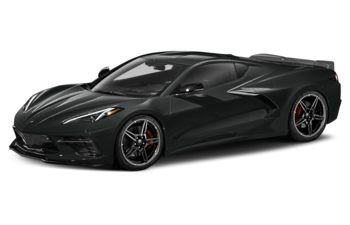 2021 Chevrolet Corvette - Shadow Grey Metallic