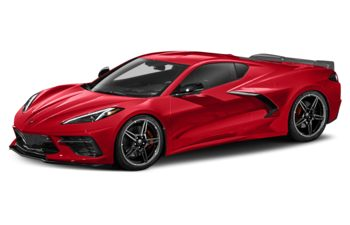 2020 Chevrolet Corvette - Torch Red