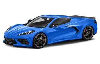 2021 Chevrolet Corvette - Rapid Blue