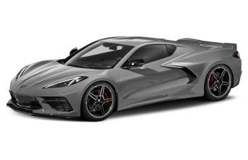 2021 Chevrolet Corvette - Silver Flare Metallic