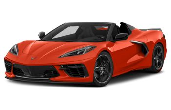 2020 Chevrolet Corvette - Sebring Orange Tintcoat