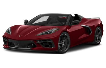 2020 Chevrolet Corvette - Long Beach Red Metallic Tintcoat