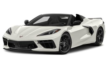2020 Chevrolet Corvette - Arctic White