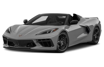 2020 Chevrolet Corvette - Ceramic Matrix Grey Metallic