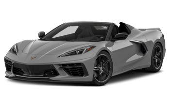 2020 Chevrolet Corvette - Blade Silver Metallic