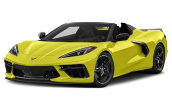 2020 Chevrolet Corvette - Accelerate Yellow Metallic