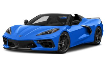 2020 Chevrolet Corvette - Rapid Blue