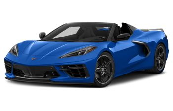 2020 Chevrolet Corvette - Elkhart Lake Blue Metallic