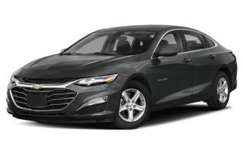 2020 Chevrolet Malibu - Shadow Grey Metallic