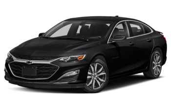 2021 Chevrolet Malibu - Mosaic Black Metallic