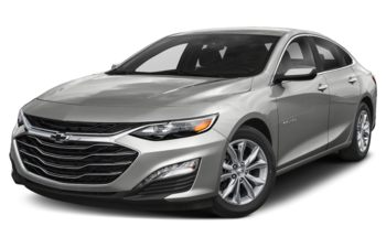 2019 Chevrolet Malibu - Silver Ice Metallic