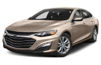 2019 Chevrolet Malibu - Sandy Ridge Metallic