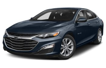 2019 Chevrolet Malibu - Northsky Blue Metallic