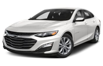 2021 Chevrolet Malibu - Summit White