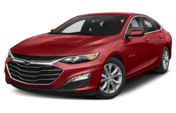 2021 Chevrolet Malibu - Cherry Red Tintcoat