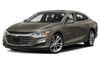 2021 Chevrolet Malibu - Northsky Blue Metallic