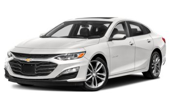 2021 Chevrolet Malibu - Shadow Grey Metallic