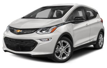 2021 Chevrolet Bolt EV - Summit White