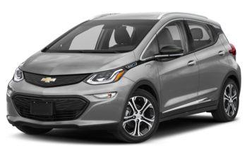 2021 Chevrolet Bolt EV - Silver Ice Metallic