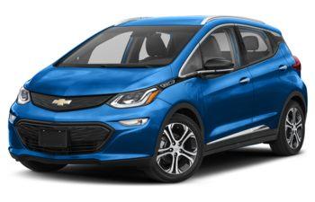 2021 Chevrolet Bolt EV - Kinetic Blue Metallic