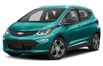 2021 Chevrolet Bolt EV - Oasis Blue