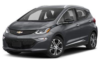 2021 Chevrolet Bolt EV - Slate Grey Metallic