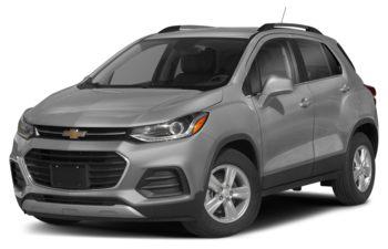 2021 Chevrolet Trax - Silver Ice Metallic