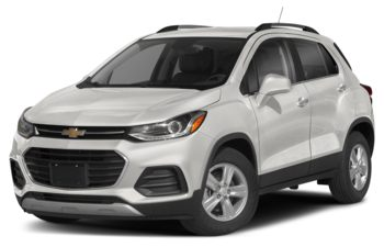 2021 Chevrolet Trax - Summit White