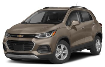 2021 Chevrolet Trax - Stone Grey Metallic