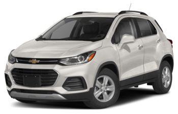 2021 Chevrolet Trax - Iridescent Pearl Tricoat
