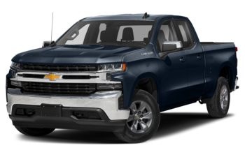 2021 Chevrolet Silverado 1500 - Northsky Blue Metallic