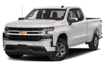 2021 Chevrolet Silverado 1500 - Summit White