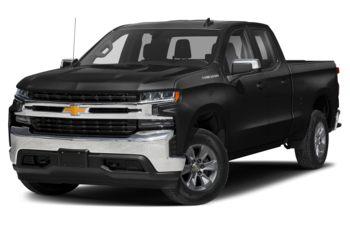 2020 Chevrolet Silverado 1500 - Black
