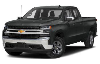 2021 Chevrolet Silverado 1500 - Shadow Grey Metallic