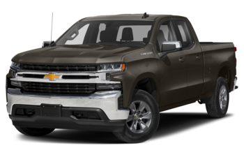 2021 Chevrolet Silverado 1500 - Oxford Brown Metallic