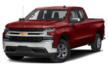 2020 Chevrolet Silverado 1500 - Cajun Red Tintcoat