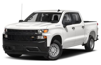 2020 Chevrolet Silverado 1500 - Summit White