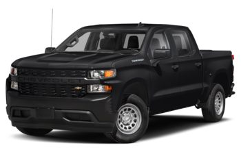 2021 Chevrolet Silverado 1500 - Oxford Brown Metallic
